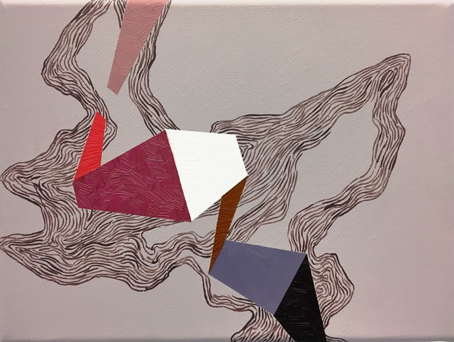 , 'Small flow,' 2015, Faur Zsofi Gallery