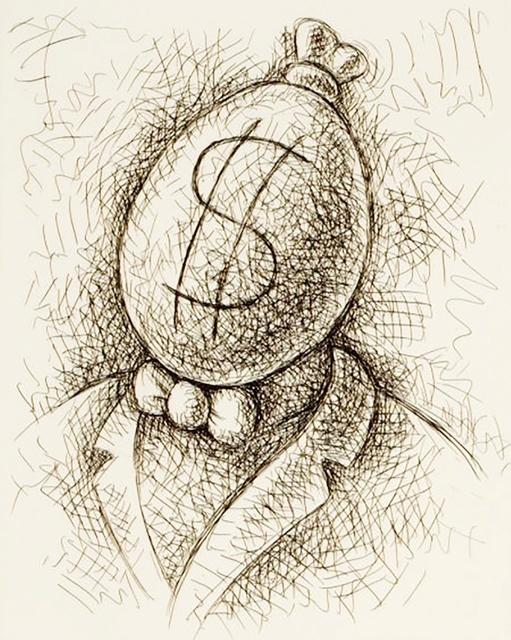 , 'Wealthy Man,' 1997, Alpha 137 Gallery