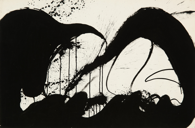 Norman Bluhm, 'Untitled', 1973, Hollis Taggart