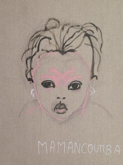 , 'Maman Coumba - série Dakar Studio,' 2018, Galerie Cécile Fakhoury - Abidjan