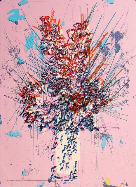 , 'Funeral Flowers,' 2018, Olson Larsen Gallery