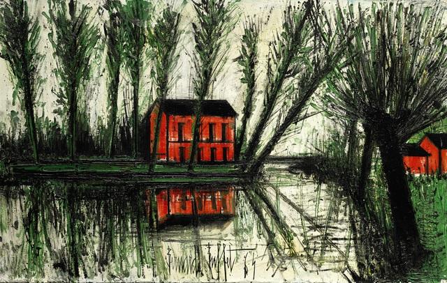 , 'Maison près de l'étang,' 1964, Opera Gallery