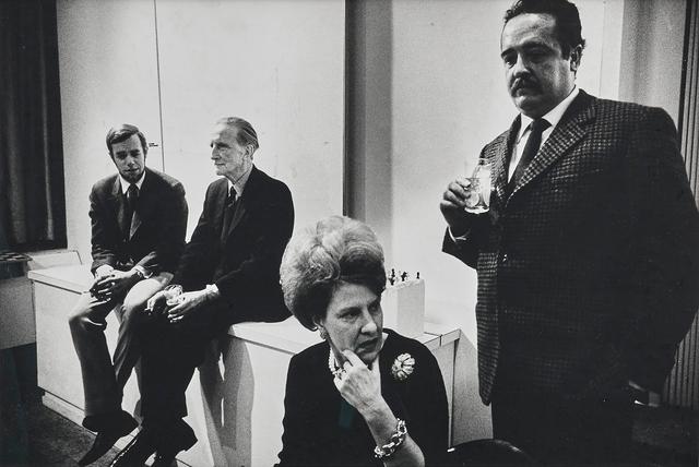 , 'Marcel Duchamp and Sam Greene, Cordier & Ekstrom Gallery, NYC,' 1966, Gagosian