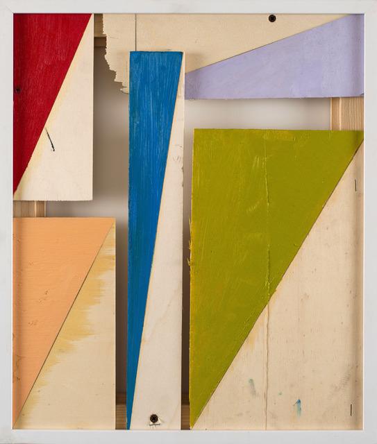 , 'Diagonals,' 2013, Magazzino