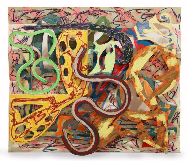, 'Talladega,' 1980, Leslie Feely