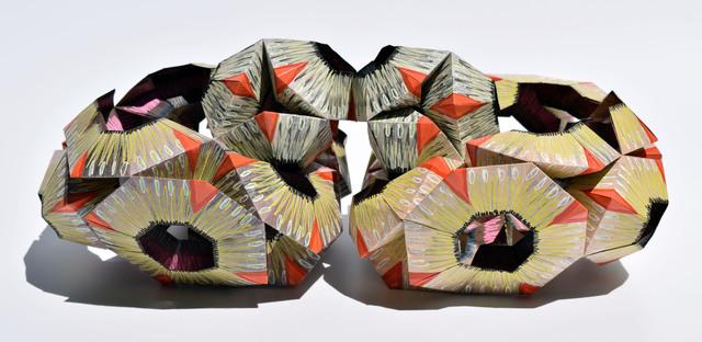 , 'Splitting Atoms,' 2016, BoxHeart