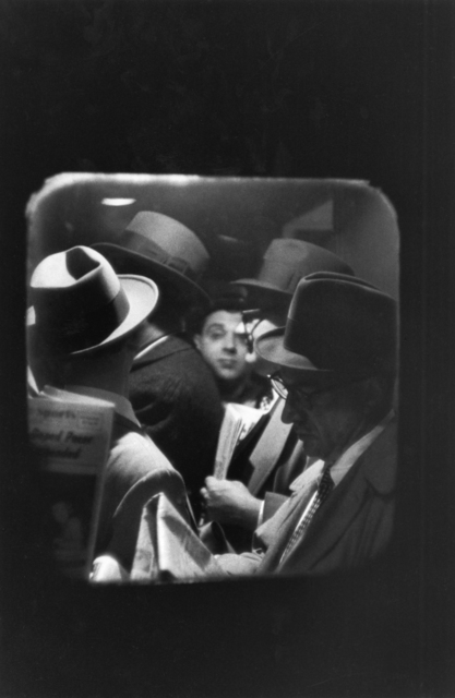 , 'Odd Man Out, Penn Station, New York,' 1958, Etherton Gallery