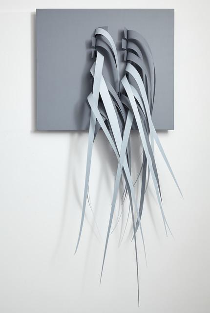 , 'Acqua 4,' 2018, Galleria Anna Marra