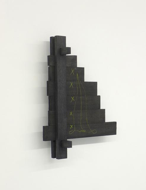 , 'Alignment,' 2013, C. Grimaldis Gallery