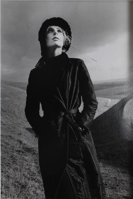 Jeanloup Sieff, 'Jill Kennington, For Queen Magazine', 1964, Ira Stehmann Fine Art Photography