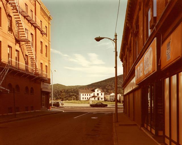 , 'Holden Street, North Adams, Massachusetts, July 13, 1974,' , Edwynn Houk Gallery