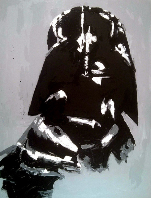 , 'vader darth needs you empire,' 2018, Angela Tandori Fine Art
