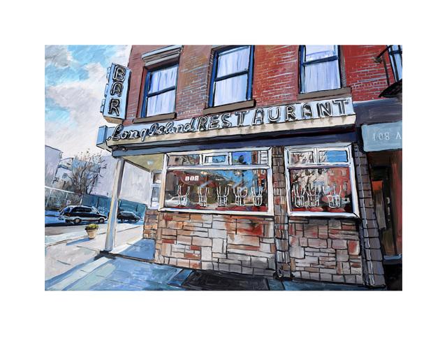 , 'Myrtle Avenue, Brooklyn (2019),' 2019, Castle Fine Art