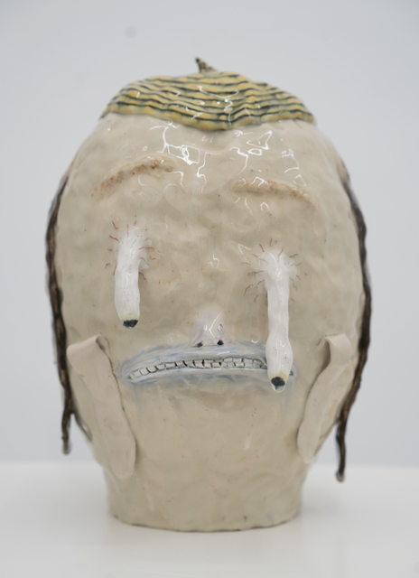 Joakim Ojanen, 'Bee Hat, Looking Down', 2017, Ruttkowski;68