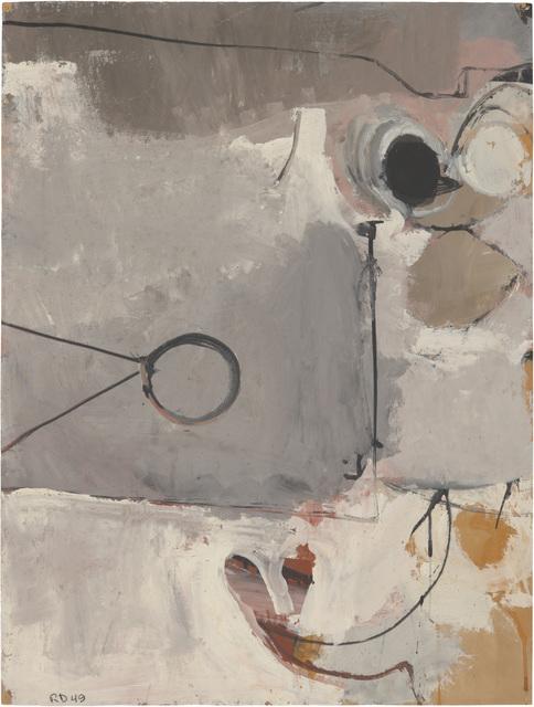 , 'Untitled (Sausalito),' 1949, Richard Diebenkorn Foundation