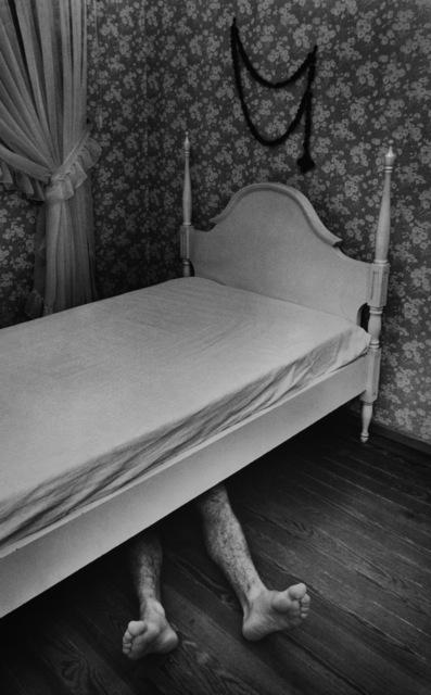 , 'Feet under the bed  Pies debajo de la cama,' 1978, ROLF ART
