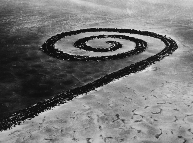 , 'Spiral Jetty,' 1970, Jim Kempner Fine Art