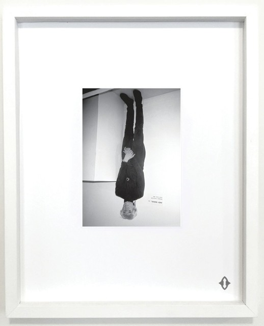 """Patrick McMullan, 'THE HANGED MAN, 2015 From the series """"Contemporary Magic: A Tarot Deck Art Project"""" Limited Edition 5th Anniversary Print Collection', 2015, ART CAPSUL"""