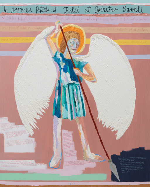 , 'Archangel,' 2019, Gallery BK