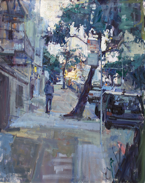, 'California St,' 2016, Gallery 1261