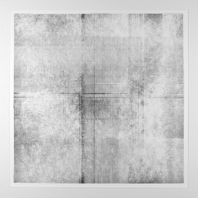 , '07 aus gruppe I,' 2017, Edition & Galerie Hoffmann