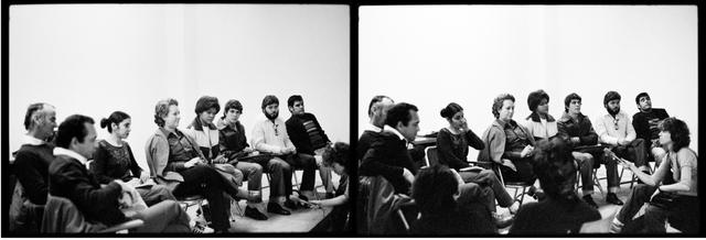 , 'Meeting, from the Cuba series,' 1981, Galleria Raffaella Cortese
