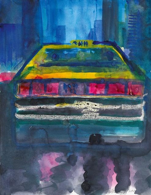 , 'N.Y. City Cab,' 2000, Galerie Herold