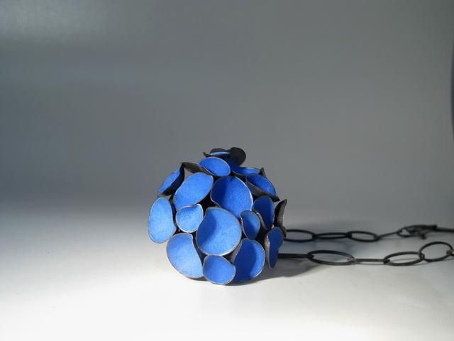 , 'Hydrangea Brooch,' 2015, ECNP Galeri