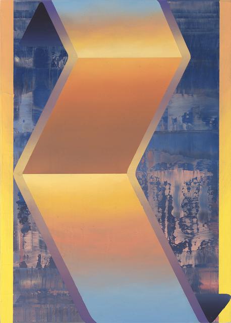 , 'Hologram,' 2017, Hashimoto Contemporary