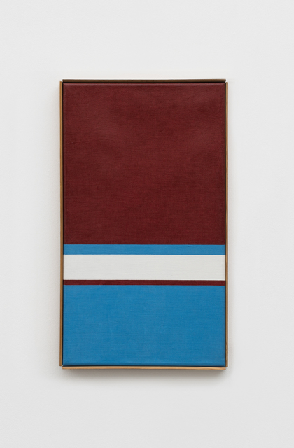 , 'Polarisation II ,' 1959, von Bartha