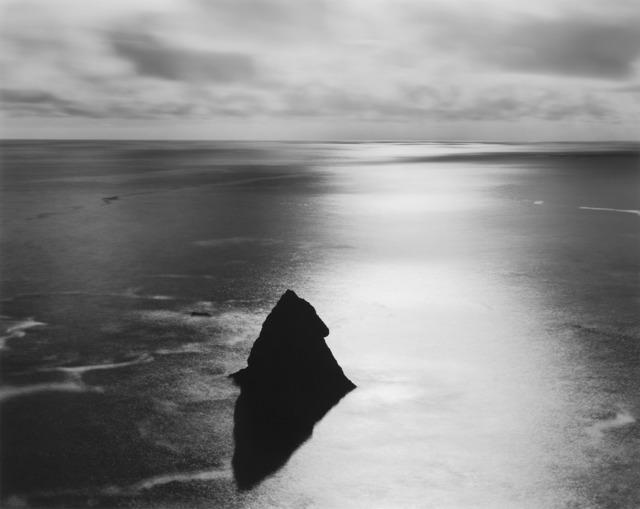 Chip Hooper, 'Northern California Coast, Pacific Ocean', 2005, Photography, Silver print, Robert Mann Gallery