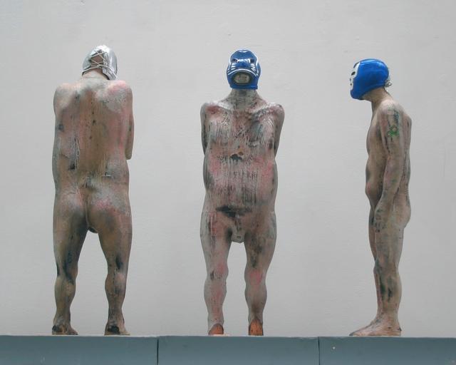 , 'Tres Tristes Tigres,' 2008, Tasende Gallery