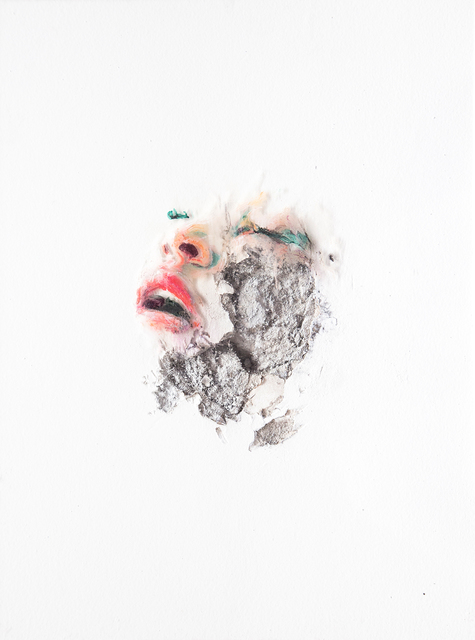 , 'Wounds XXXV,' 2017, Lazinc