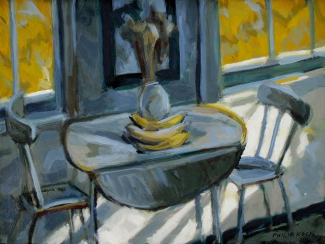 , 'Truro Studio Kitchen,' 2014, Edward Hopper House