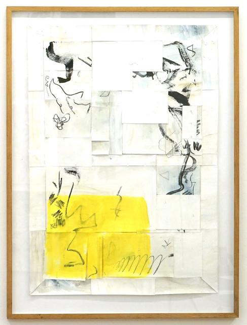 , 'Untitled (.Marmor),' 2018, Galerie Britta von Rettberg