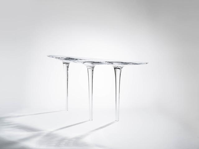 , 'Console 'Liquid Glacial 1',' 2016, David Gill Gallery