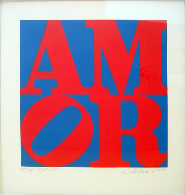 , 'AMOR,' 1994, Hamilton-Selway Fine Art
