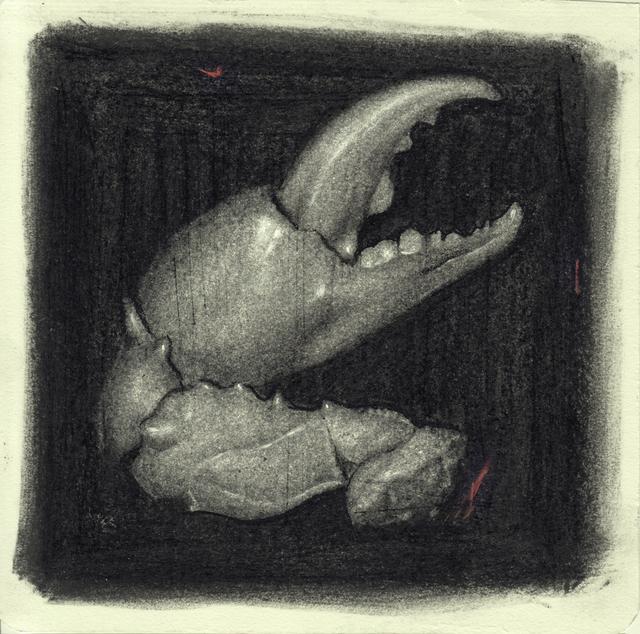 , 'Crab Claw,' 2017, AFA Gallery