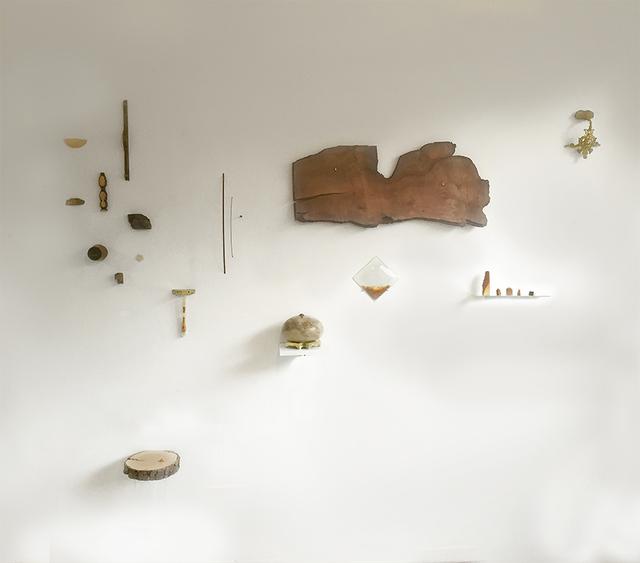 , 'Fragmentos VII,' 2016, Gachi Prieto