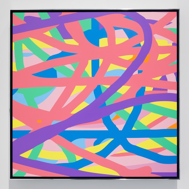 , 'Expresso 01 (study for Expresso),' 2016, Cristin Tierney