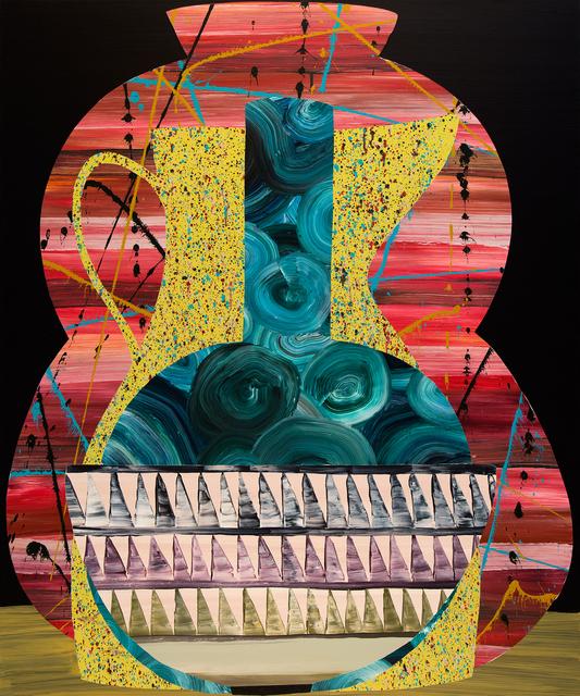 , 'Hiding Place,' 2015, Alice