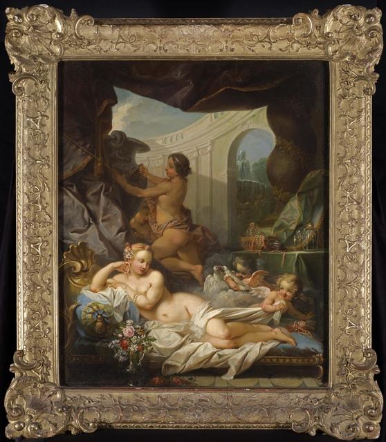 Étienne Jeaurat, 'The Toilette of Venus ', DICKINSON