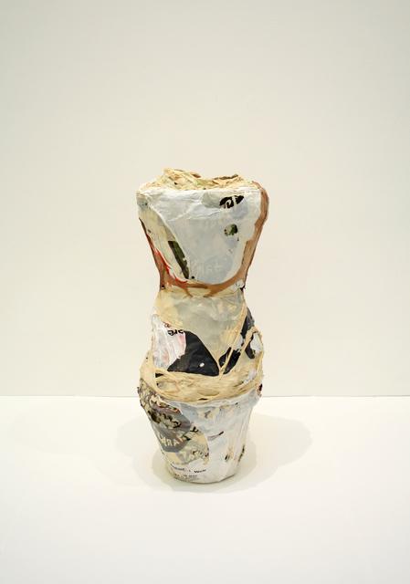 , 'Vessel #6,' 2017, Klaus von Nichtssagend Gallery