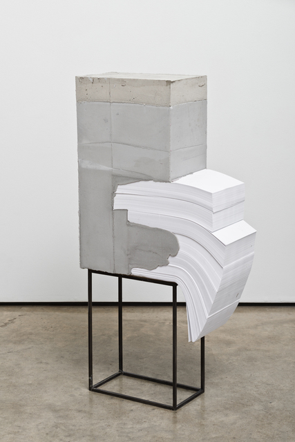 , 'White Lies 4,' 2017, Lora Reynolds Gallery