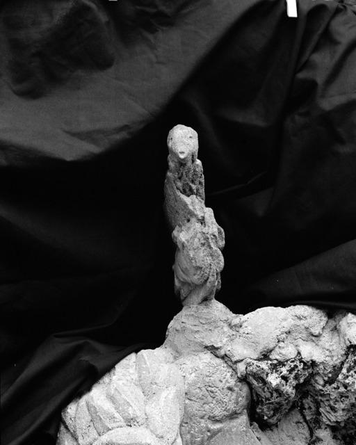 , 'Tombeau de Ferdinand Cheval 25-11,' 2013, Marcelle Alix