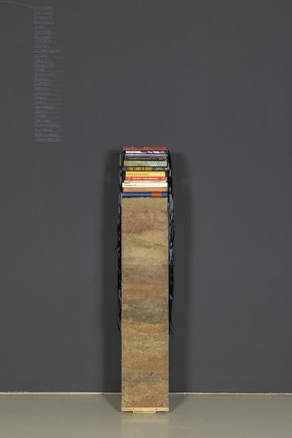 Nolan Oswald Dennis, 'xenolith I', 2018, Goodman Gallery