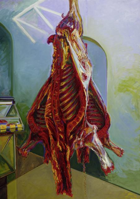 , 'Carcasse, Florenz, Pistoia,' 1983, Beck & Eggeling