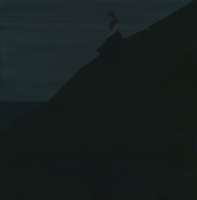 Emily Pettigrew, 'Dark Hill', 2019, James May Gallery