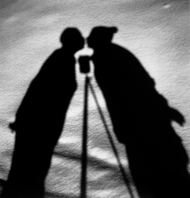 , 'Kissing Shadows,' 1930, Danziger Gallery