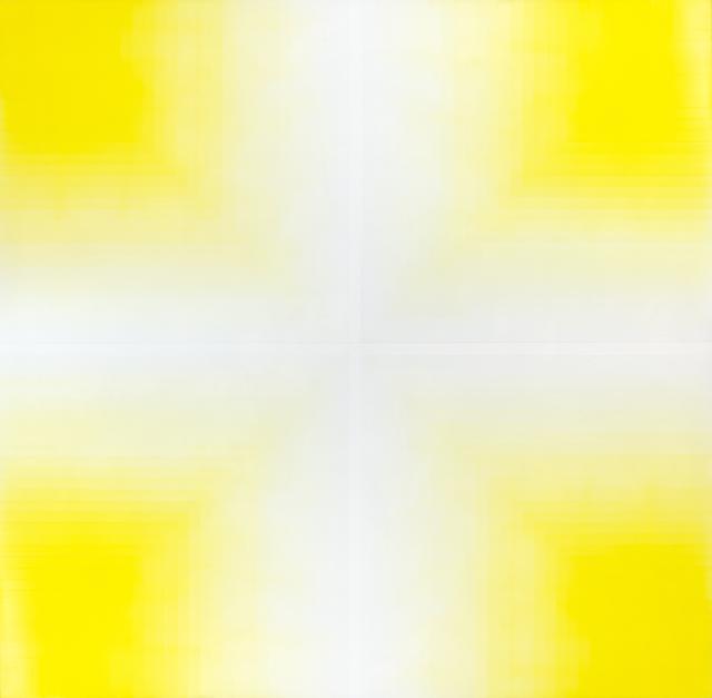 Marie Lannoo, 'KIN 5', 2015, Painting, Acrylic on Aluminum, Newzones
